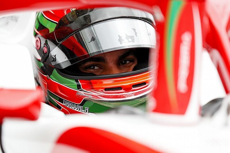 ユアン・ダルバラ、カーリンからF2参戦&レッドブル育成入り。F1目指す角田裕毅の最大のライバルに?