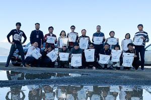 FR直6コンパクトの「BMW 1シリーズ」を楽しむグループが静岡オフ会を開催