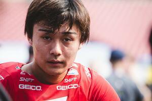 下田丈、スーパークロス第8戦で初シングル入り