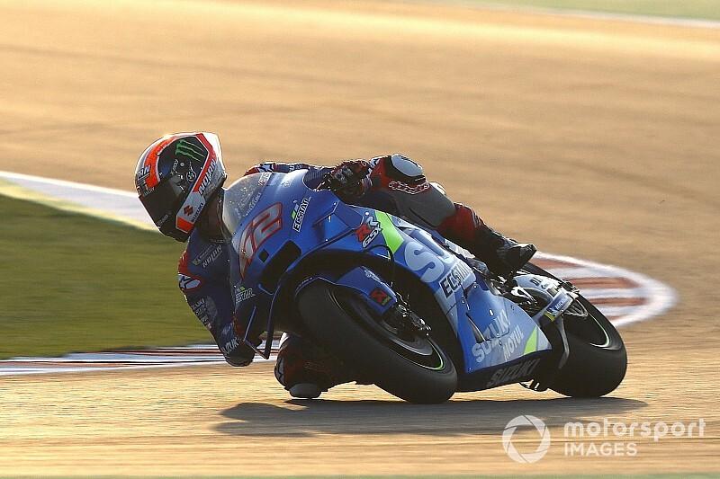 【MotoGP】カタールテスト初日:スズキがトップ2占める好スタート。マルケス兄は6番手