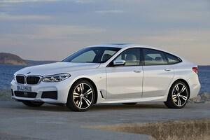 独BMW、新型6シリーズグランツーリスモを披露