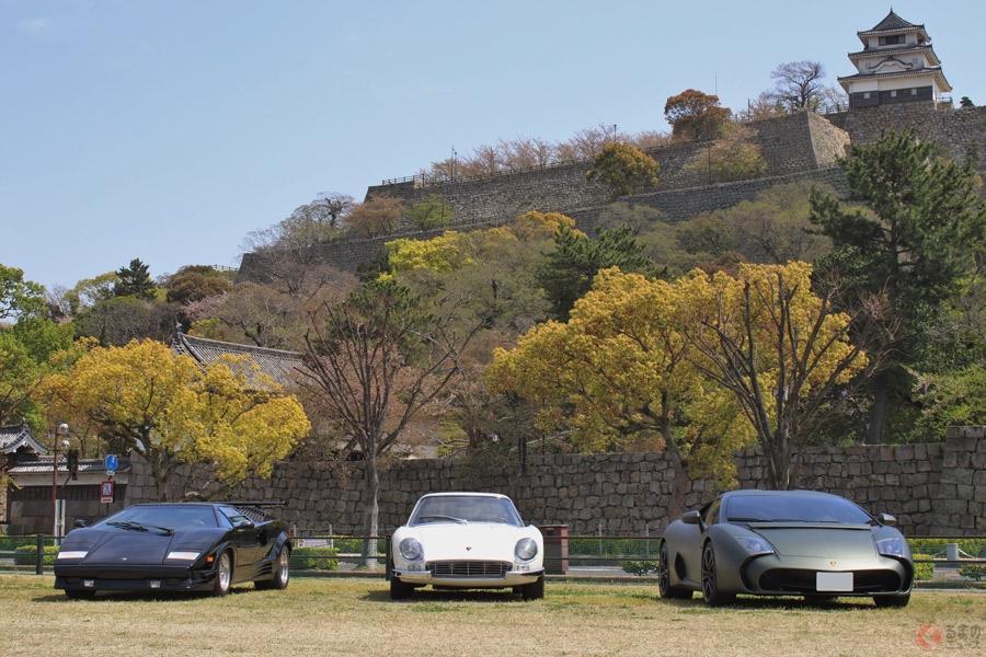 なぜ京都・二条城で開催? クルマの美を競う祭典「コンコルソ・デレガンツァ」とはどんなイベント?