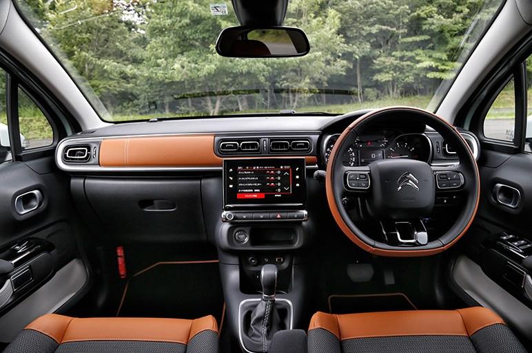 新型シトロエンC3は、デザインと同じく走り味もユニークだった