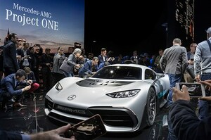 F1ユニットを超えた超複雑ハイテクマシン、AMGプロジェクト ワンを解説