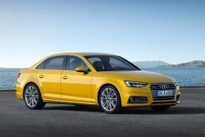 アウディ  新型A4がフランクフルトでワールドプレミア   SUV EVコンセプトカーもお披露目