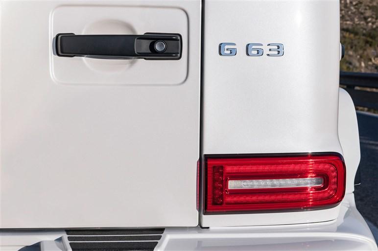 メルセデスAMG、新型Gクラス最強モデル「G63」をワールドプレミア