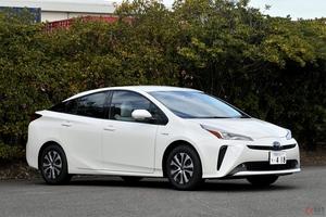 2018年の燃費1位はハイブリッド車の元祖「プリウス」 最も燃費良いクルマを国交省が発表