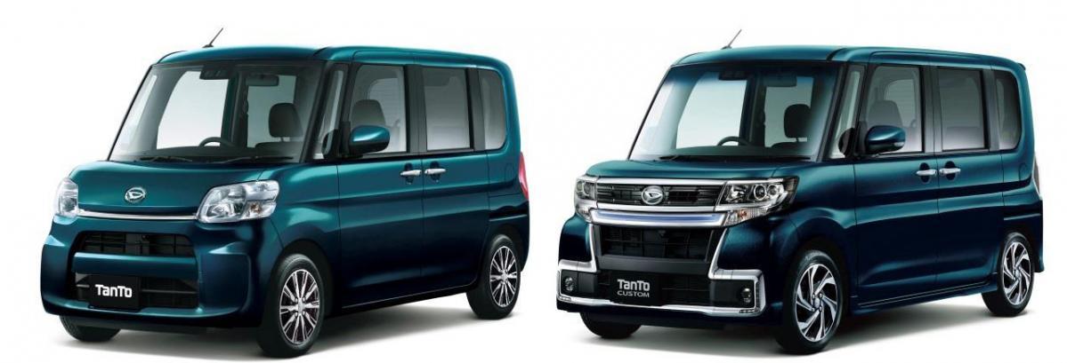 ダイハツ:「タント」にお買い得な特別仕様車「VSシリーズ」を設定