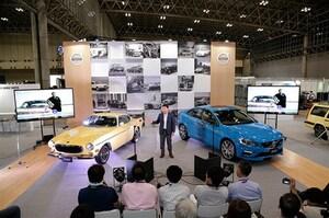 高性能ボルボ「S60/V60ポールスター」が日本初公開。100台限定で販売開始