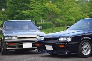 """「R31スカイライン伝説」スペックは共通・・・しかし""""GTS-R""""と""""GTSオーテックバージョン""""は乗り味がまるで違う!"""