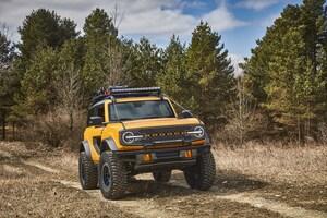 フォードが新世代SUV「ブロンコ」を発表、デザインも性能もかなりのインパクト