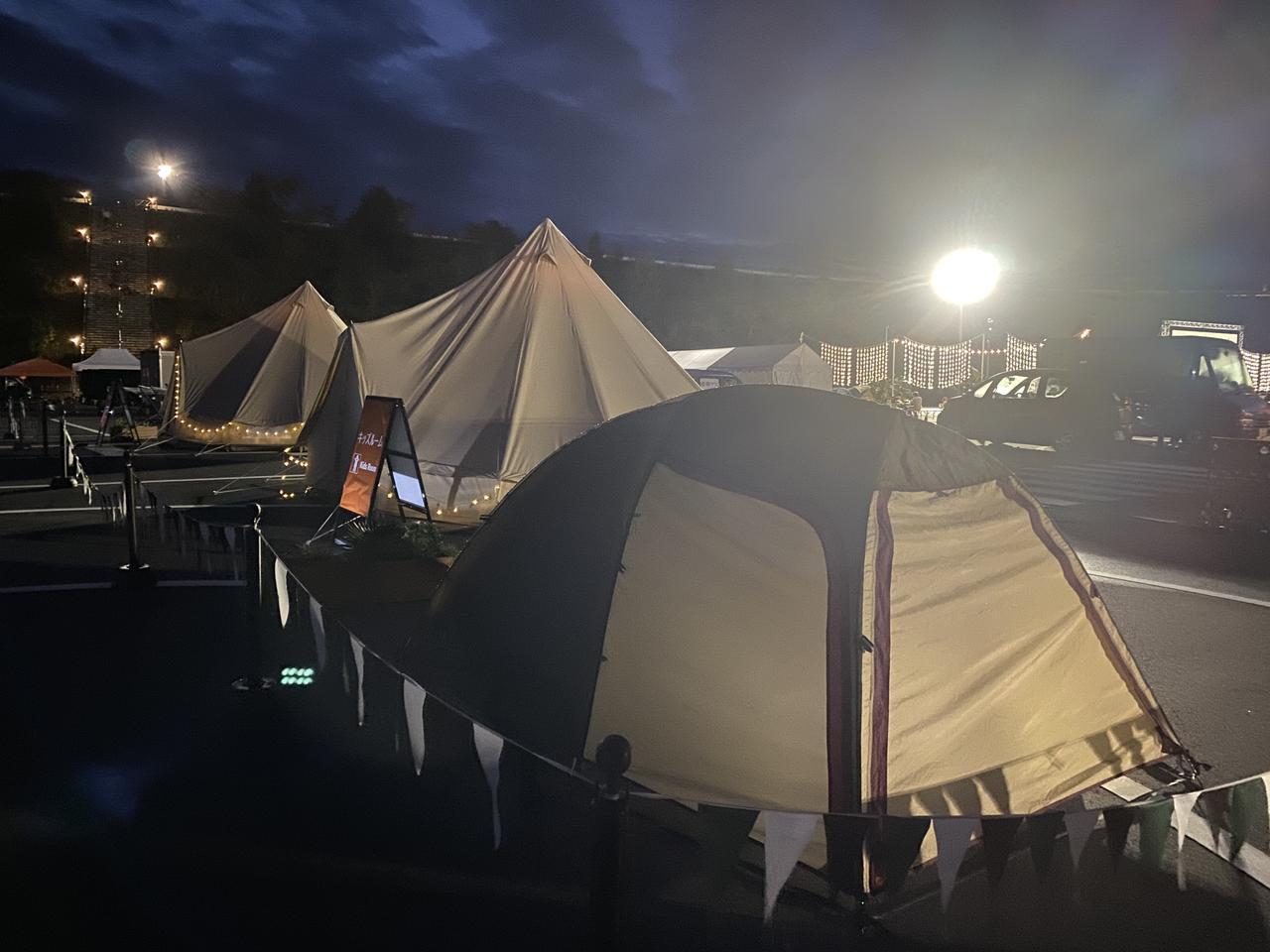 【トークショー!】→【キャンプ!】→【観戦!】日本GPは幸せ過ぎる3日間でした!(梅本まどか)