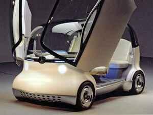 【懐かしの東京モーターショー 21】2007年、ホンダは超高効率コンパクトの「プヨ」で環境の先を目指す