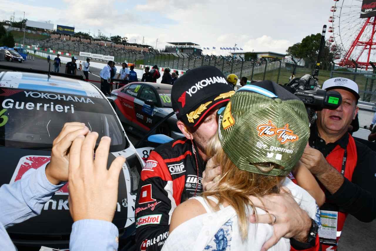 グエリエリがRace1を完全制覇!【FIA WTCR Rd08 RACE OF JAPAN】