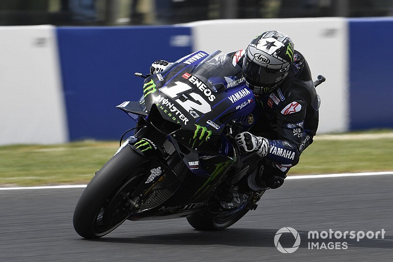MotoGPオーストラリア予選:ビニャーレス、0.5秒大差のPP獲得。マルケス3番手