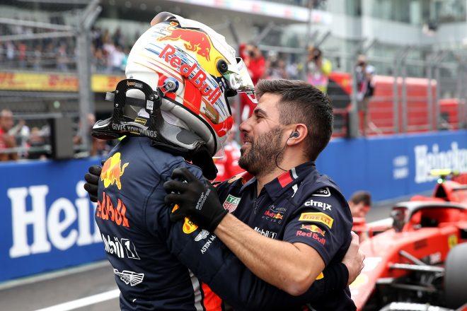 ポールポジションのフェルスタッペン、黄旗無視の疑いで審議対象「減速しなかった」と自ら認める:F1メキシコGP