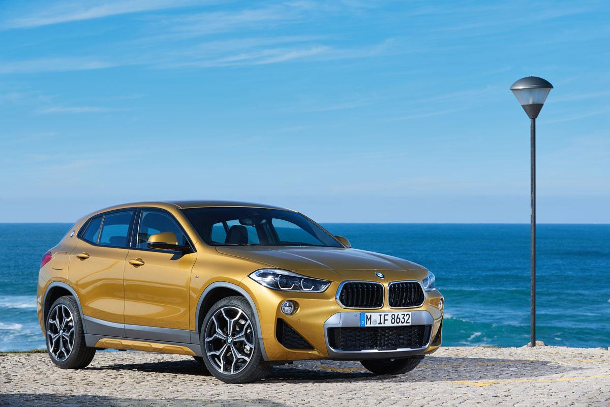 BMW「X2」がアマゾンに登場、プライムデーには一泊二日旅行をセット販売