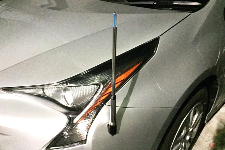 コーナーポール(へたくそ棒)激減、最近の新車は車両感覚はつかみやすくなった?