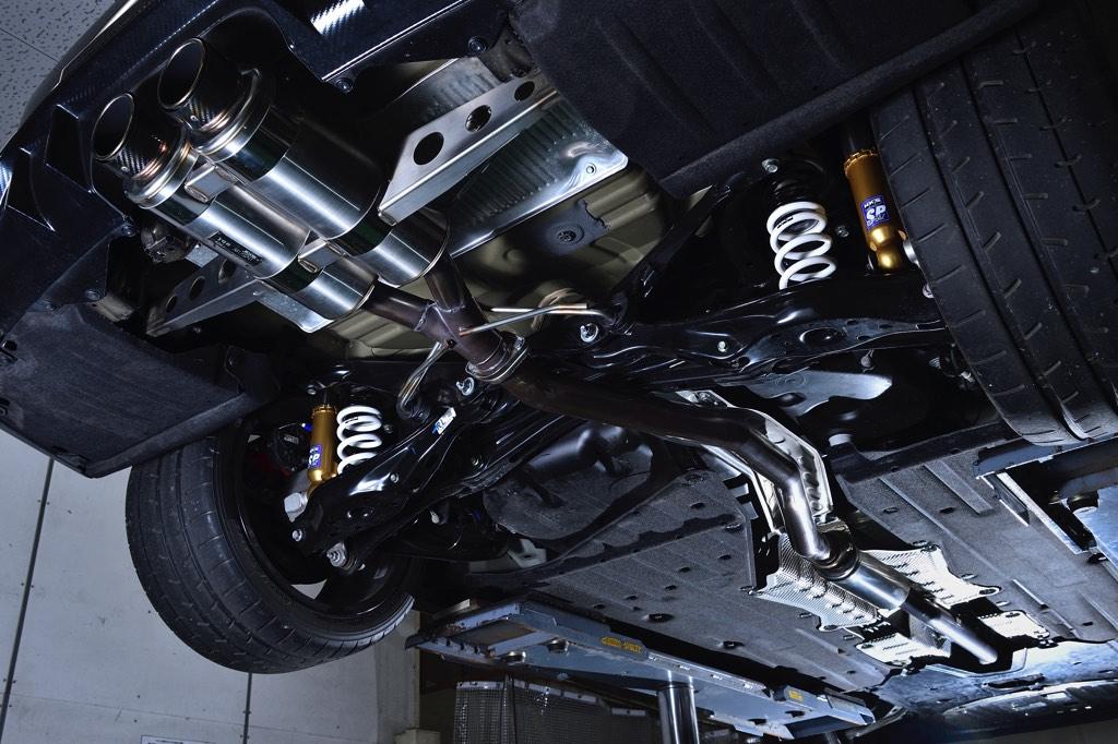 「HKS流シビックタイプR改造論」パーツメーカーの雄がFK8チューンを本格化!
