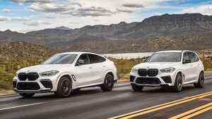 【海外試乗】BMW X5 M /X6 MはSUVの枠を飛び越えた新世代ハイエンドスポーツ