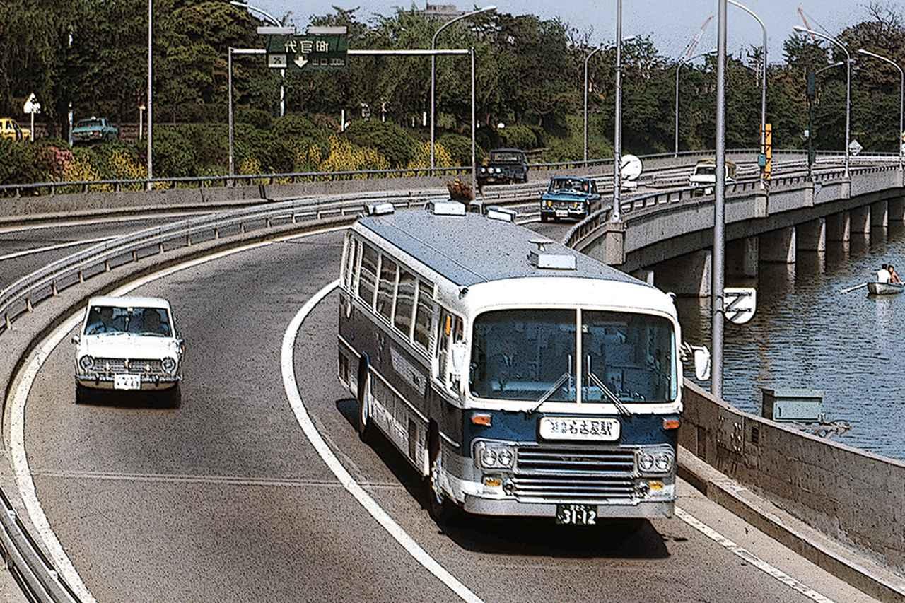 【モンスターマシンに昂ぶる】日本初の長距離高速バスは「乗用車より速く・強く・安全に!」を目指した[第3回]