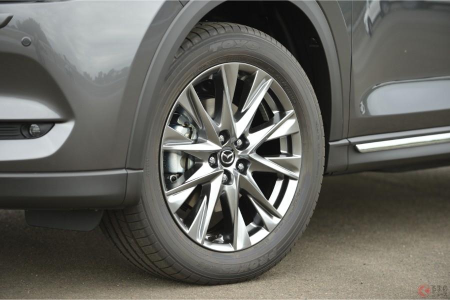 3列SUV市場に変化あり? 王者マツダ「CX-8」が前年比約6割に激減のワケ
