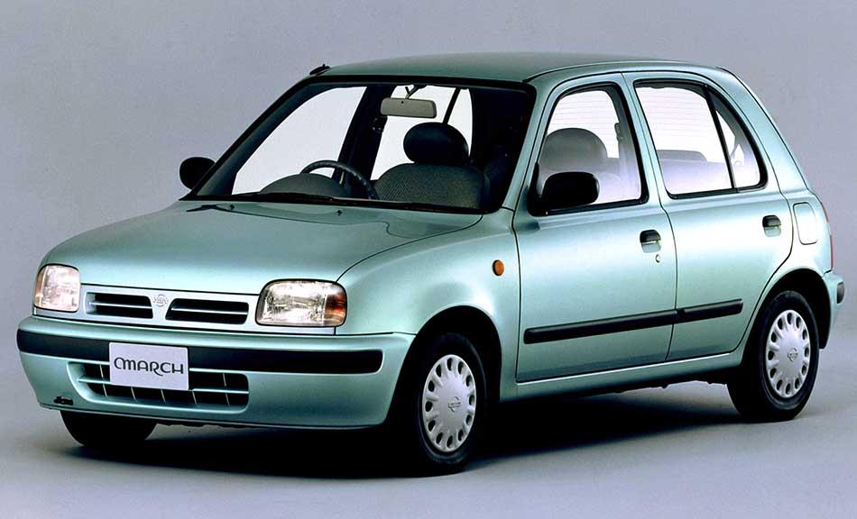 フィット ヴィッツ マーチ… 国産8メーカー別 時代を揺るがした衝撃のコンパクトカーこの一台