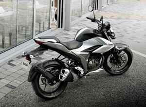 250ccバイクの新車が45万円以下!? ジクサー250のコスパは原付二種125cc以上かも!