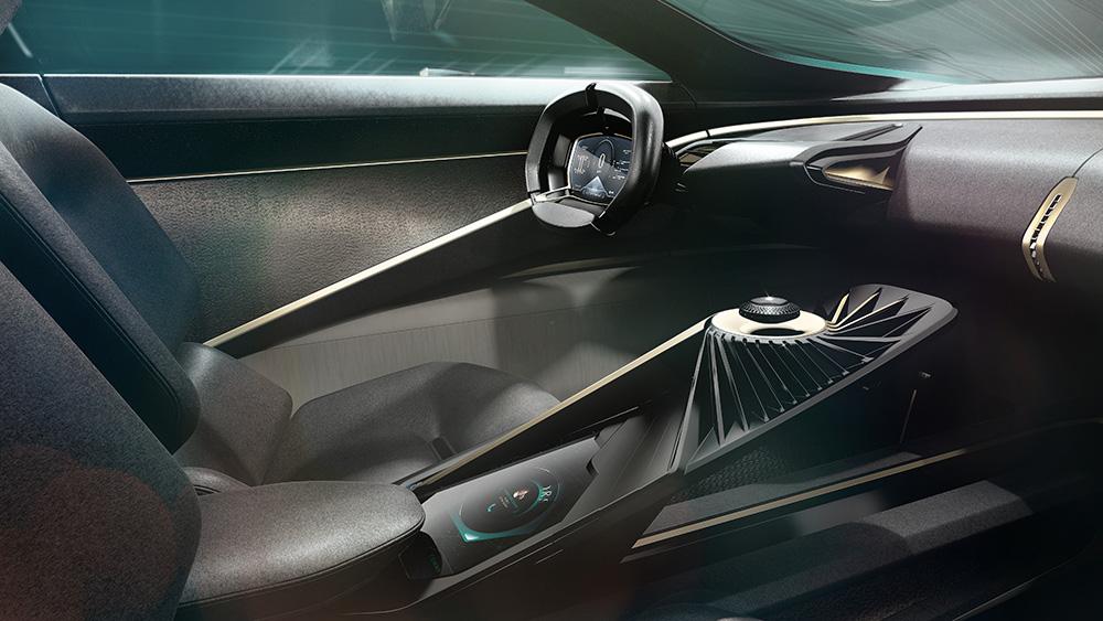 近未来感たっぷり!アストンマーティンが電気自動車のコンセプトモデル「Lagonda All-Terrain Concept」を公開