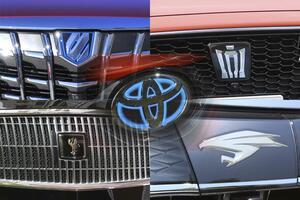 トヨタ車の多くがメーカーシンボルではなく車種独自エンブレムを採用するワケ