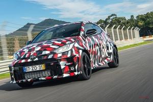 【WRC前提の3ドア】トヨタGRヤリス・プロトタイプ 新開発1.6L 3気筒ターボ 前編