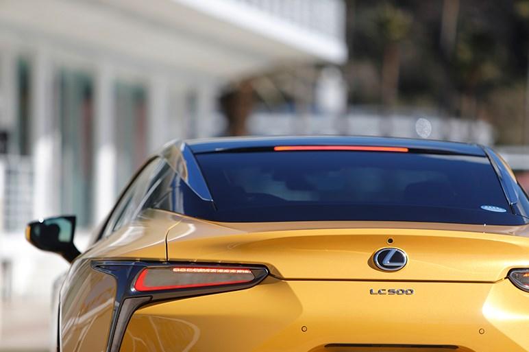 レクサス渾身のフラッグシップクーペ「新型LC」がついに発売