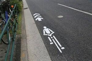 環七の自転車レーンはアレで安全なのか? 自転車を本気で考えよう