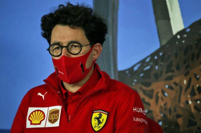 フェラーリF1のビノット代表に早くも更迭の噂。すでに後継者の名前も