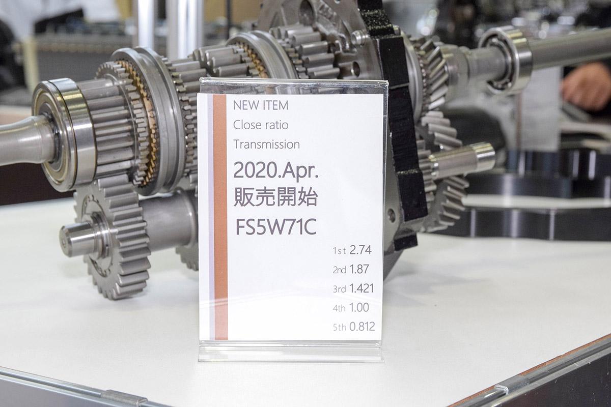 「ながおテクノがSR20用強化クロスミッションを発表!」超人気ベース車なのに開発が後回しになったワケを追求【東京オートサロン2020】