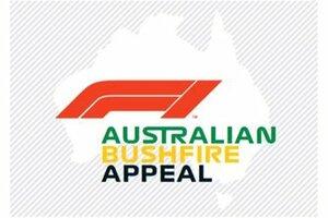 オーストラリアの大規模山火事、その被災者支援のため……F1がチャリティオークションを開催