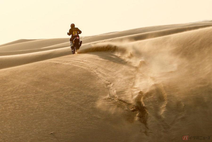 ダカールラリー2020の各ステージの美しい風景とライダーたちを写真で振り返る
