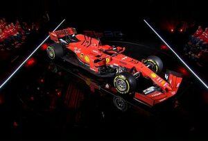 フェラーリF1、2020年型マシン発表会をイタリアの劇場で開催。ライブ配信でファンに公開へ