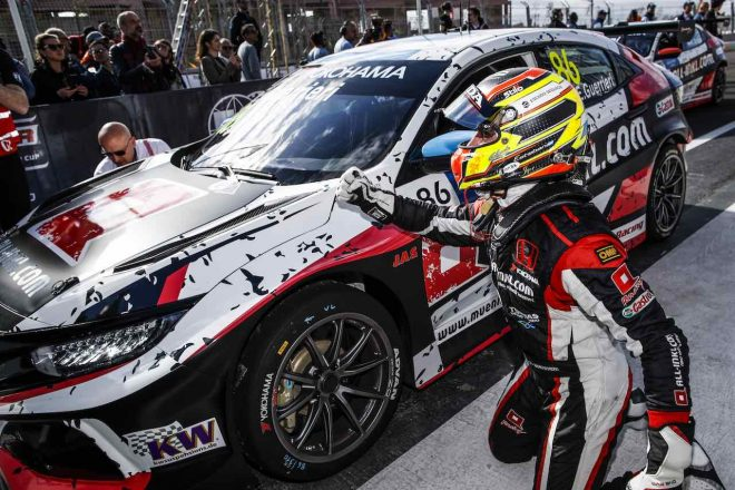 WTCR:2019年シーズン初戦のレース1でホンダがポール・トゥ・ウィン。新興勢力も勝利奪う