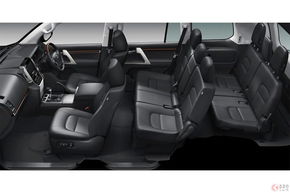 なぜ、2系統展開? トヨタ王道SUV「ランクル」「プラド」の違いはどこに