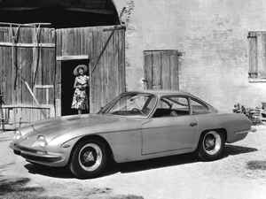 【伝説のランボルギーニ(1)】1963年に登場したランボルギーニ「350GTV」(プロトタイプ) はスーパーカーの先駆者だった