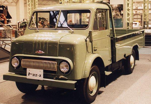トヨエースが64年でピリオド 60年以上続く歴史のある車名ベスト5