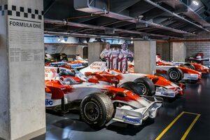 トヨタ、F1やWRC、ル・マンカーが並ぶTGR-E内部を公開。360度バーチャルツアーで見学可能に