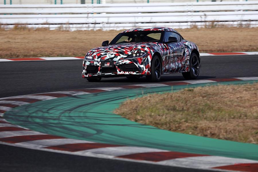 試乗 新型トヨタ・スープラ・プロトタイプ(A90) BMW Z4兄弟車、日本で評価