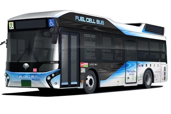 燃料電池バスに乗れる! 親子で学ぶ水素エネルギーツアー開催