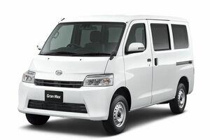 ダイハツが新しい小型商用車の「グランマックス」を発表。バン仕様「カーゴ」と「トラック」を設定して9月4日より発売