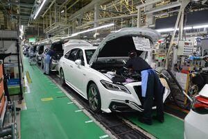 トヨタ、ダイハツ、日野 2020年7月の国内生産計画 着実に回復 RAV4やハリアーは休日出勤で増産対応
