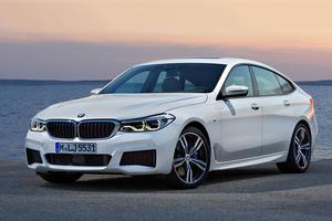 「5シリーズGT」改名で「6シリーズGT」なぜ? フランクフルトで正式デビュー BMW