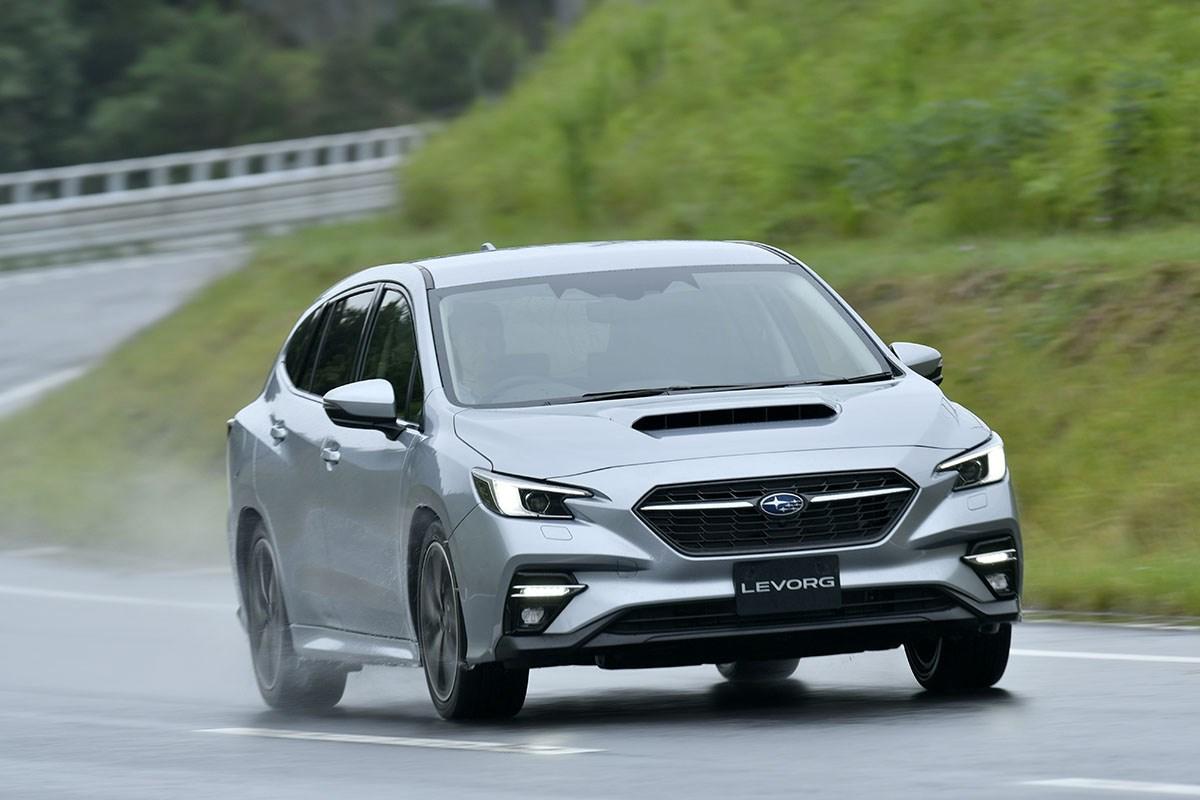 新型レヴォーグはなぜ新設計のエンジンを採用したのか? 残る課題は燃費(carview!) | 自動車情報サイト【新車・中古車】 - carview!