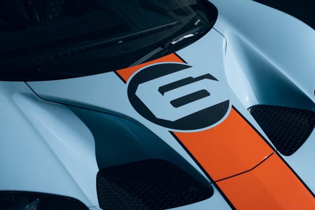 フォード GTの2020年モデルはパワーアップとカーボンに注目。1968~69年のウィナーへ捧げるマシン